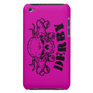 Custom Color Derby iPod Speck Barely There iPod Covers