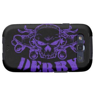 Custom Color Derby Samsung Galaxy Case Mate Galaxy SIII Cover