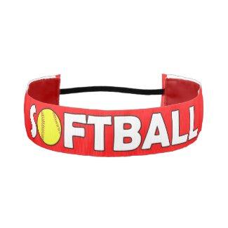 Custom Color Fastpitch Softball Headband