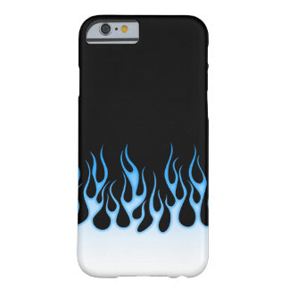 Custom Color Hot Rod Flames Barely There iPhone 6 Case
