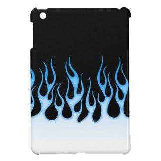 Custom Color Hot Rod Flames iPad Mini Covers