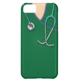 Custom Color Medical Scrubs Cover For iPhone 5C