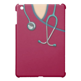 Custom Color Medical Scrubs iPad Mini Covers