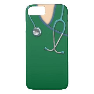 Custom Color Medical Scrubs iPhone 7 Case