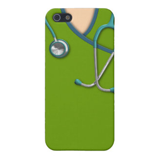 Custom Color Medical Scrubs iPhone SE/5/5s Cover