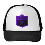 Custom Colorado Shield Design1 Trucker Hats