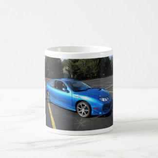 Custom colors chevy cavalier sunfire coffee mug