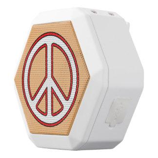 Custom Colour Peace and Harmony Boombot Speaker 1