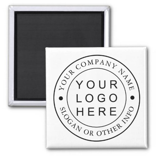 Custom Company Logo Business Promotional Magnet