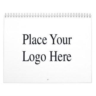 Custom Company Logo Wall Calendar