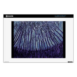 """Custom Computer Skins - Stardust Forest 13"""" Laptop Decal"""