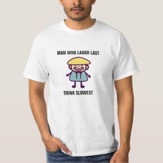 Custom Confucius Say T-Shirt