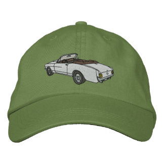 Custom Convertible Embroidered Hat