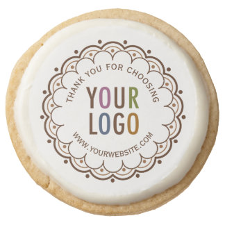 Custom Cookie Corporate Party Favor Thank You Gift