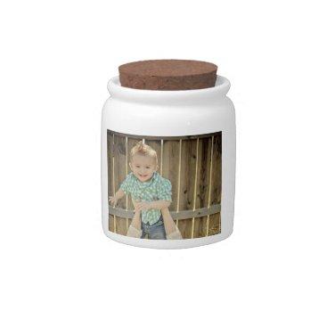 snapshotphotog Custom Cookie Jar Candy Dish