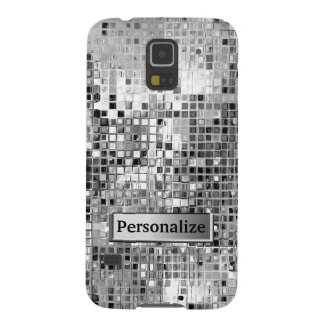 Custom Cool Sequins Look Samsung S5 Case