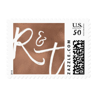 *Custom* Copper Foil Monogram Stamp for Coulter