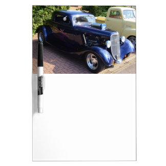 Custom Coupe Dry Erase Board