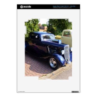 Custom Coupe Skin For iPad 3