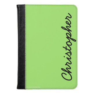 Custom Cover Neon Green Kindle Fire HD HDX