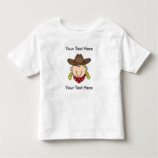 CUSTOM COW GIRL BLOND T-Shirt