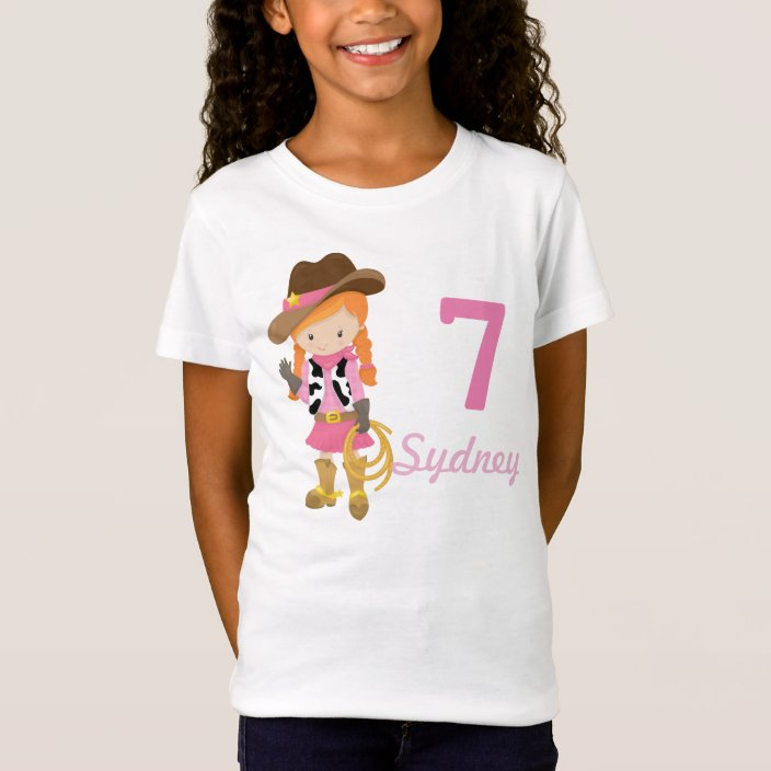 girl Rodeo birthday shirt 1st birthday cowgirl outfit cow girl birthday outfit Pink cowgirl birthday outfit Cowgirl birthday shirt