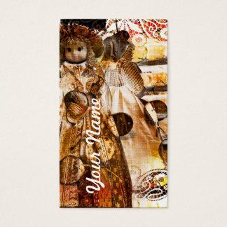 custom crafts business card template