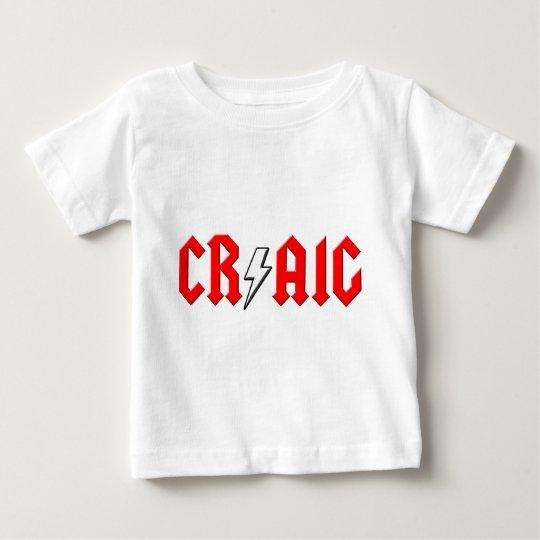 custom CRAIG rock and roll shirt