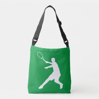 Custom cross body bags for tennis player and coach