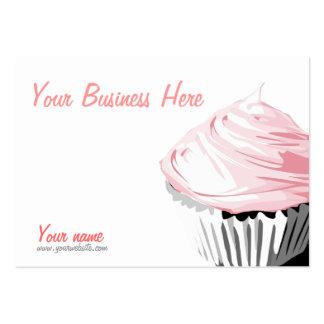 Custom cupcake business cards
