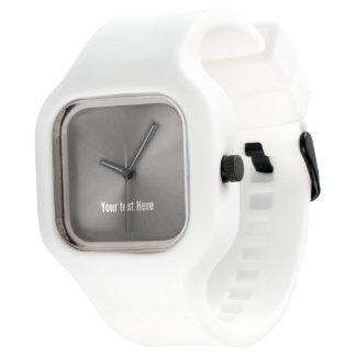 Custom Cute White Modify Watches Template