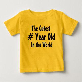 Custom Cutey Shirt
