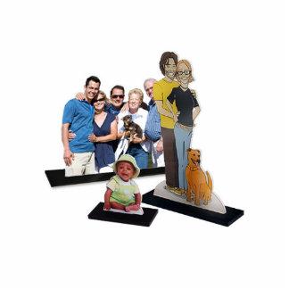 Custom Cutout Photo