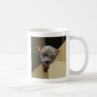 Custom Cynical Dog Coffee Mug