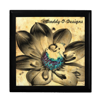 Custom Daddy O Designs Art Gift Box