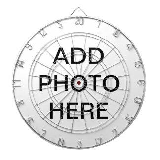 Custom Dartboard - ADD A PHOTO OF YOUR FRENEMY!