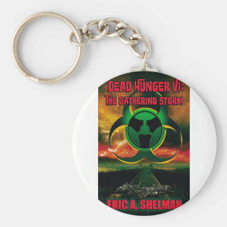 Custom Dead Hunger VI: The Gathering Storm Items! Basic Round Button Keychain