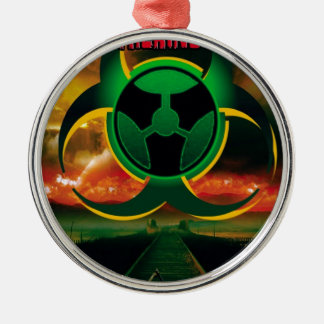 Custom Dead Hunger VI: The Gathering Storm Items! Christmas Ornament