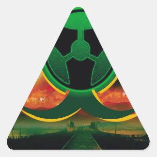 Custom Dead Hunger VI: The Gathering Storm Items! Triangle Sticker