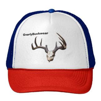 custom deer hat