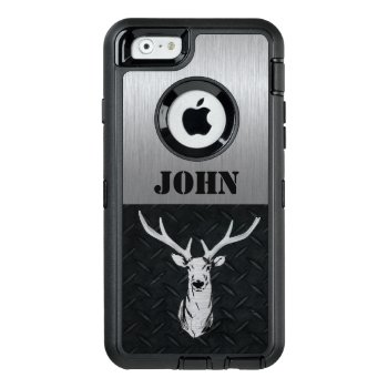 Custom Deer Hunting Otterbox Case by TheShirtBox at Zazzle