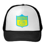 Custom Denver Shield Design1 Mesh Hats