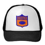 Custom Denver Shield Design2 Hats