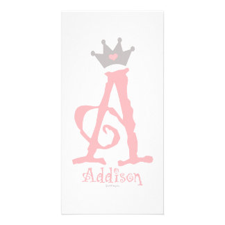 Custom Design - Addison Card