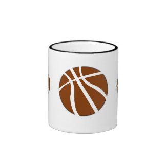 Custom design basketball mug