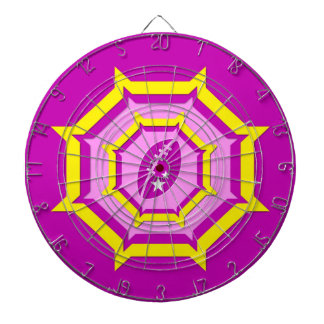Custom design female dartboard
