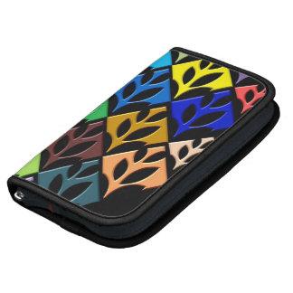 Custom design Folio Smartphone case Planner