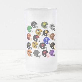Custom design football mug