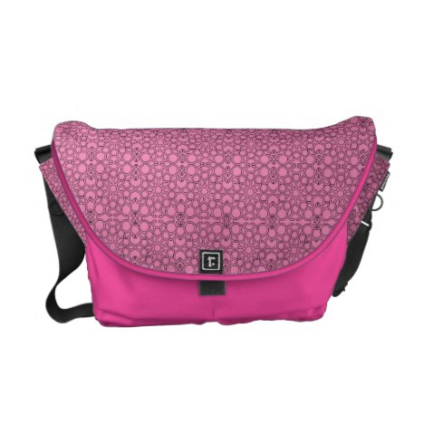 Custom design Pink bag