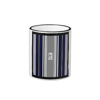 Custom design ringer coffee mug